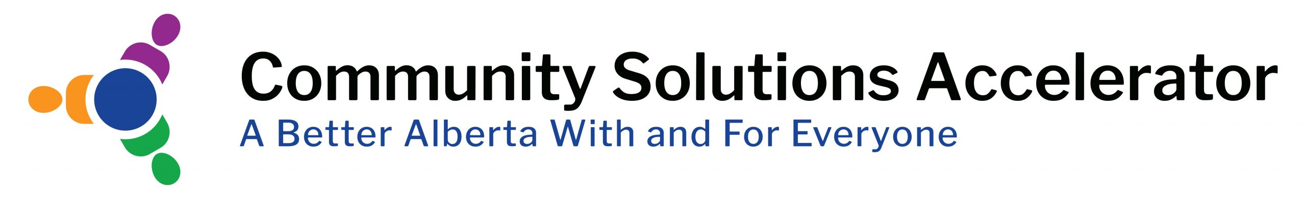 Community Solutions Accelerator (CSA) - A Better Alberta With and For Everyone